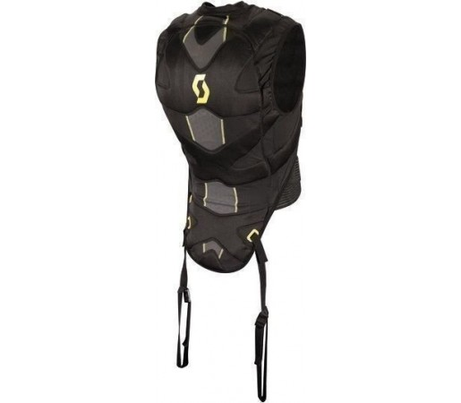 Protectie Spate Scott Soft Flex CRX Black
