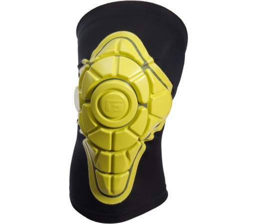 Protectii Genunchi G-form Yellow