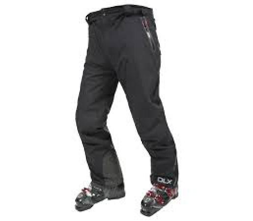 Pantaloni schi si snowboard Trespass Provision M Negri