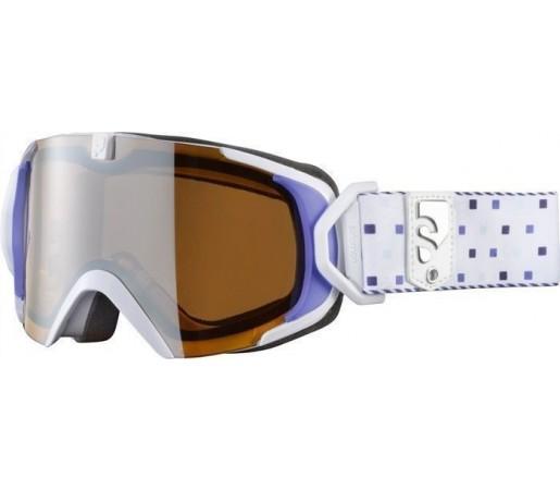 Ochelari Salomon X-View 10 Small M White/Purple 2013