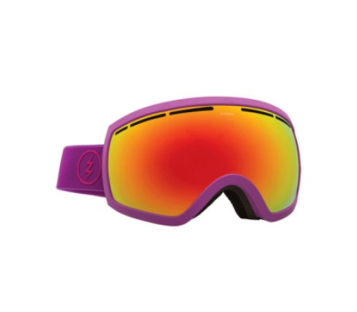 Ochelari schi si snowboard Electric EG2.5 Purple Brose/ Red Chrome + Light Green W