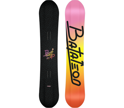 Placa Snowboard Bataleon Push Up 2015