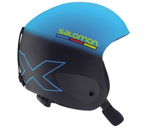 Casca schi Salomon X Race Jr Albastra