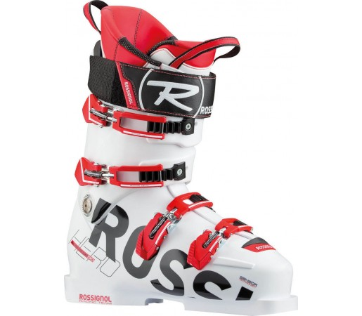 Clapari Rossignol Hero World Cup SI 130 White/Red
