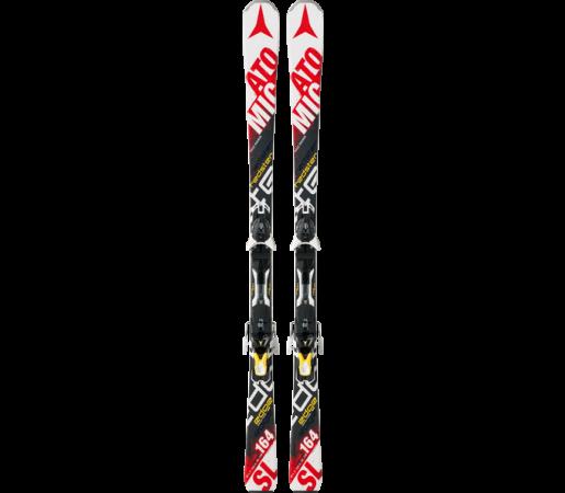 Schiuri Atomic Redster Edge SL XT & XT 12 Black/White