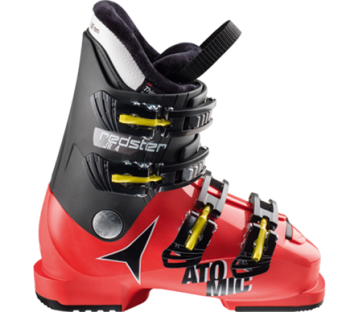 Clapari Atomic Redster JR 4 Red/Black