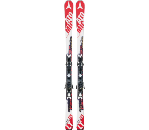 Schiuri Atomic Redster LT & XTO 10 Red/White