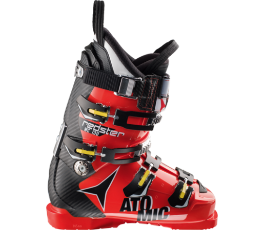 Clapari Atomic Redster WC 130 Red/Black