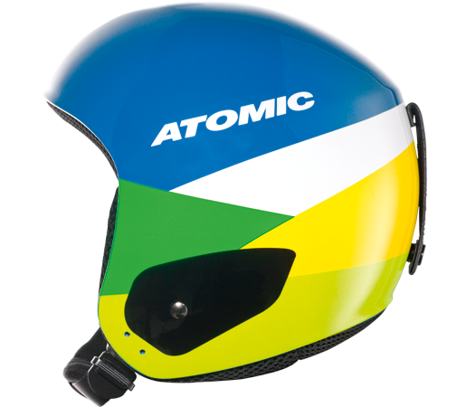 Casca Atomic Redster WC Blue