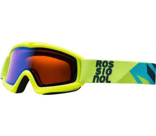 Ochelari schi si snowboard Rossignol Raffish Terrain Kids Galbeni