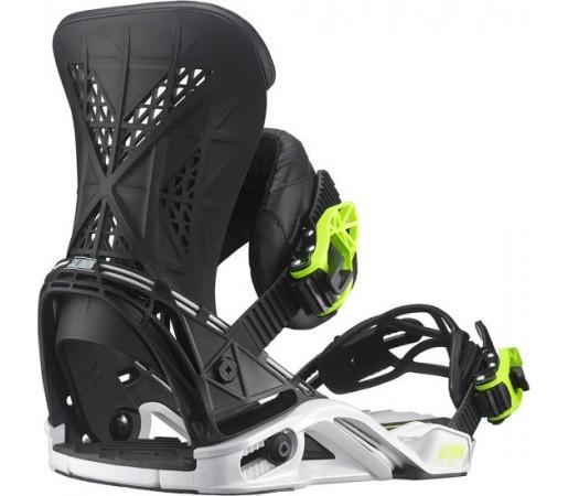 Legaturi snowboard Salomon Defender Negre