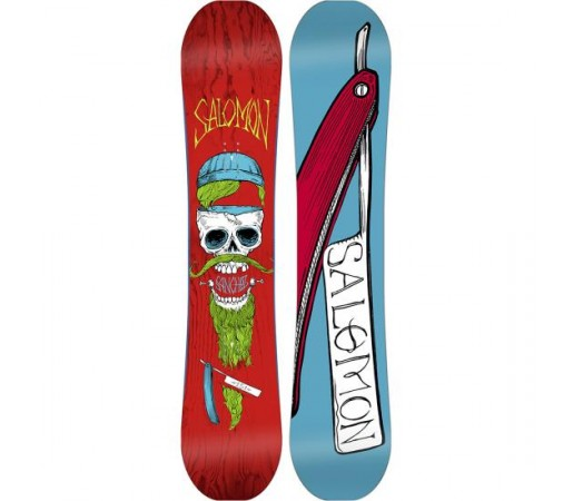 Placa snowboard Salomon Sanchez Albastra 2016