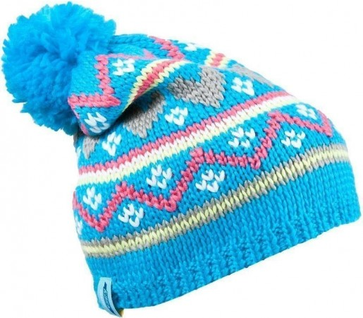 Caciula Kask Retro Cute (Crochet Handmade) Turquoise 2013