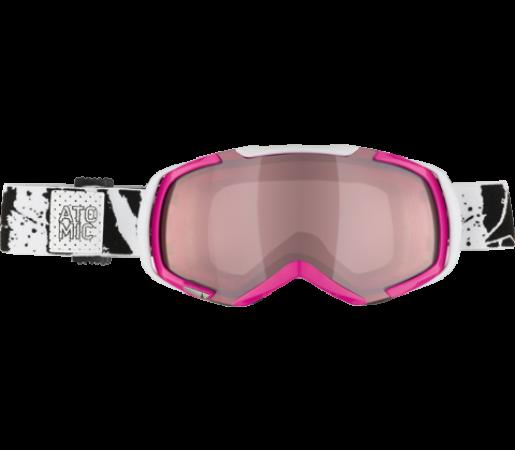 Ochelari Atomic Revel² S White/Pink