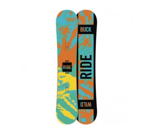 Placa snowboard Ride Buck Wild Albastra 2016