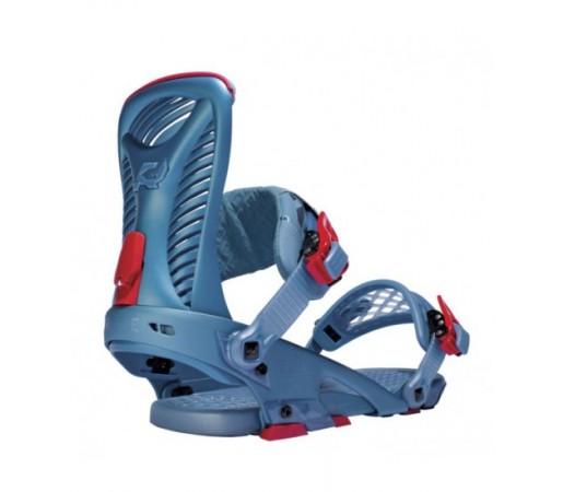 Legaturi snowboard Ride Capo Albastre