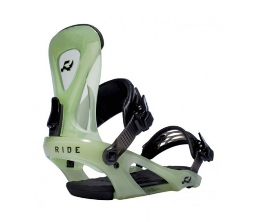 Legaturi snowboard Ride KX Verzi
