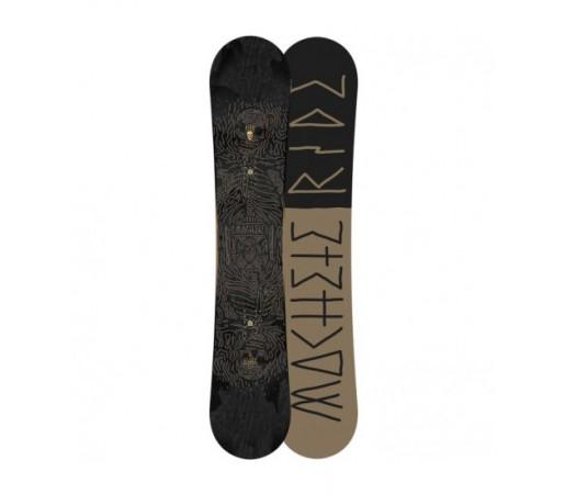Placa snowboard Ride Machete Neagra 2016