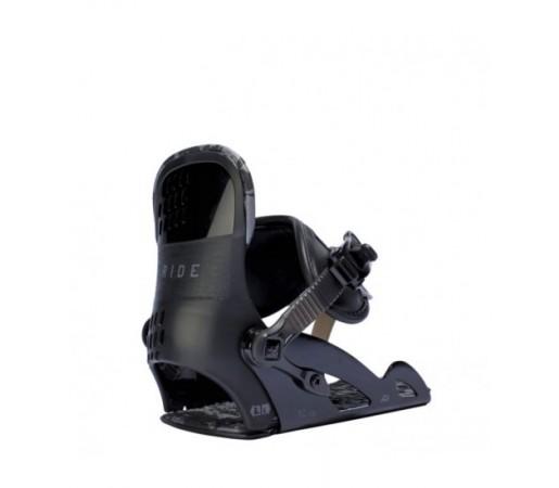 Legaturi snowboard Ride Micro Negre