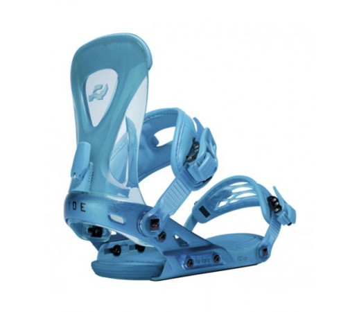 Legaturi snowboard Ride Revolt Albastre
