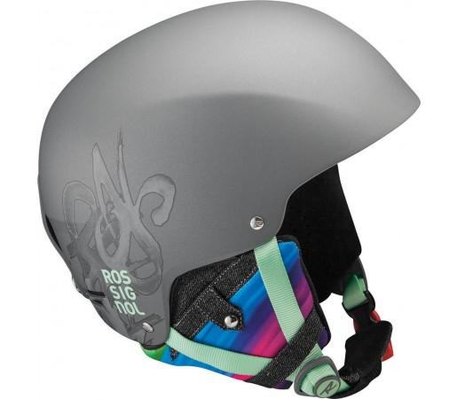 Casca Ski si Snowboard Spark W Snow Silver