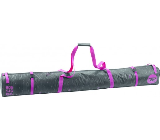 Husa schiuri Rossignol W Ski Bag 160 Grey/Pink