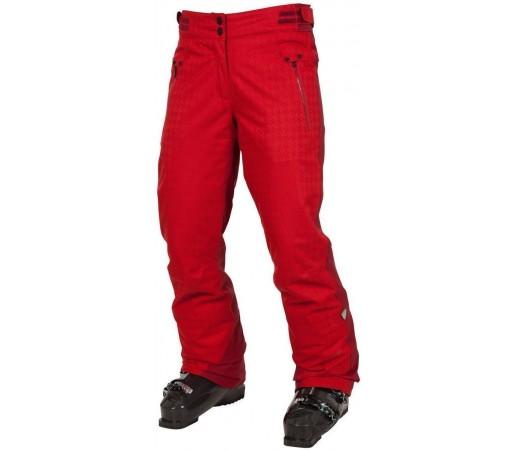 Pantaloni Schi si Snowboard Rossignol W Marilyn Checks Red