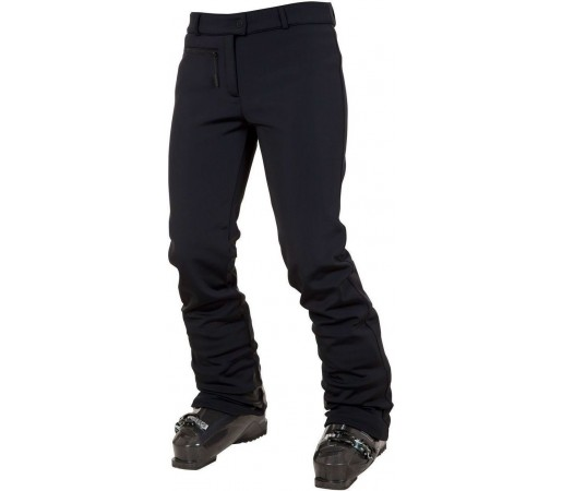 Pantaloni Schi si Snowboard Rossignol W Diamond Softshell Black
