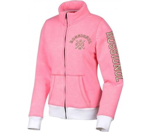 Midlayer Rossignol W Emerald FZ Pink