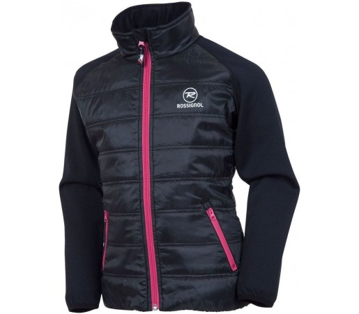 Midlayer Rossignol G Clim Light Loft Black