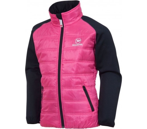 Midlayer Rossignol G Clim Light Loft Pink