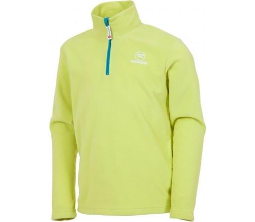 Midlayer Rossignol Boy 1/2 Zip Fleece Yellow
