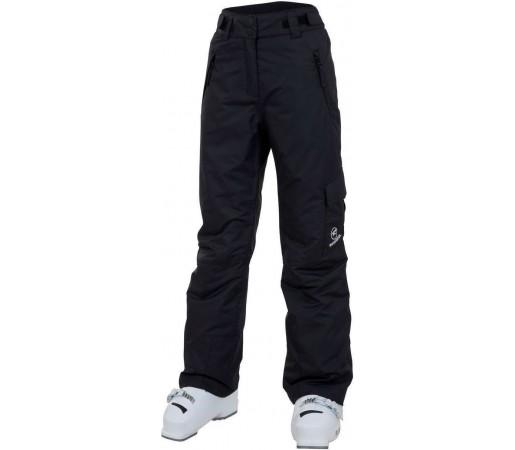 Pantaloni Schi si Snowboard Rossignol Girl Cargo Black