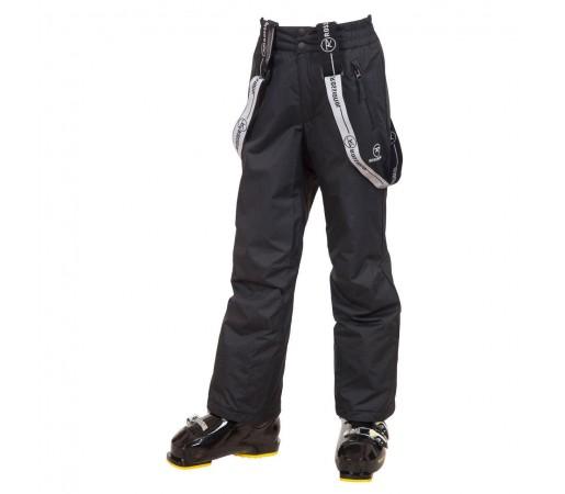Pantaloni schi Rossignol Youth Negri