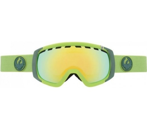 Ochelari Schi si Snowboard Dragon ROGUE Grass Heather / Smoke Gold + Yellow