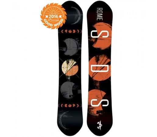 Placa snowboard Rome Mod Rocker Neagra 2016