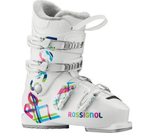 Clapari Rossignol Fun Girl J4 White