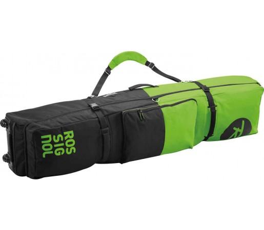 Troller Rossignol Snow Split Roller B&G Bag Negru