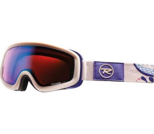 Ochelari Schi si Snowboard Rossignol ACE W FLOWER Bej