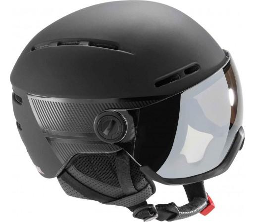 Casca schi si Snowboard Rossignol Visor Dual Lense Neagra