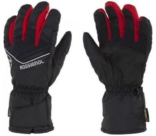 Manusi Rossignol Team GTX Black/Red
