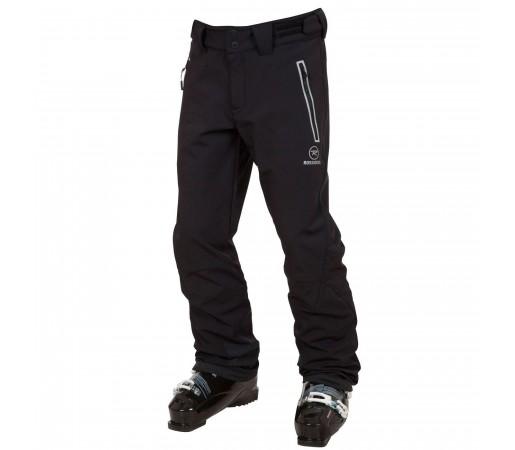 Pantaloni Schi si Snowboard Rossignol Racing Softshell Black