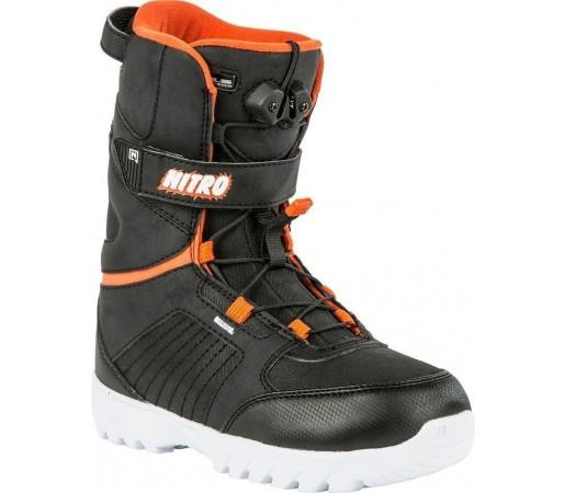Boots Snowboard Nitro Rover QLS Negru 2015