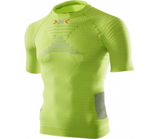 Tricou X-Bionic Effektor Running Powershirt Lime