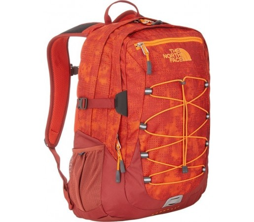 Rucsac The North Face Borealis Portocaliu