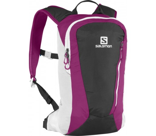 Rucsac Salomon ENDURO 11 WILD BERRY/BLACK