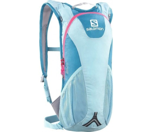 Rucsac Salomon Trail 10 Blue- White- Pink
