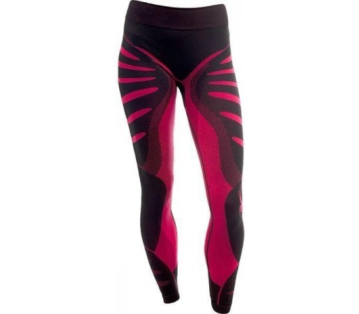First Layer Spyder Runner Seamless Negru/Rosu