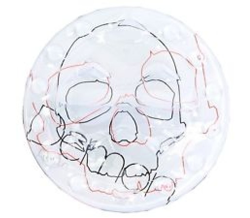 Stomp Pad Demon Skull Stomp