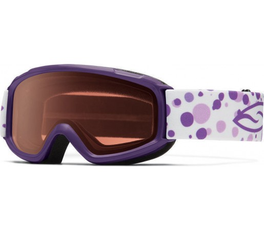 Ochelari Schi si Snowboard Smith Sidekick Purple Fridays / RC 36 Rose Copper